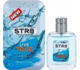 Str8 Live True toaletní voda pro muže 50 ml