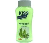 Mika Kiss Premium Konopný s Aloe Vera šampón na vlasy 500 ml