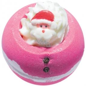 Bomb Cosmetics Duch Vianoc Šumivý balistik do kúpeľa 160 g