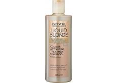 Pro:Voke Liquid Blonde Intenzivní šampon na melírované a blond vlasy 200 ml
