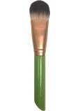 Kozmetický štetec na make-up rôzne farby rukoväťou 15,5 cm 30450