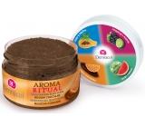 Dermacol Aroma Ritual Belgická čokoláda harmonizujúci telový peeling 200 g