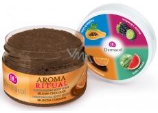 Derm.Arom.těl.peeling Belgická čokoláda 200g 7368