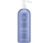Alterna Caviar Restructuring Bond Repair obnovujúci šampón pre suché, poškodené, lámavé vlasy 1000 ml