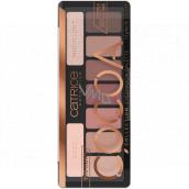 Catrice The Matte Cocoa Collection Eyeshadow Palette paleta očných tieňov 010 Chocolate Lover 9,5 g