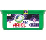 Ariel All in1 Pods + Lenor Unstoppables gélové kapsule na pranie dlhotrvajúca vôňa 30 kusov 753 g