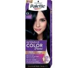 Palette Intensive Color Creme farba na vlasy odtieň C1 Modročierny