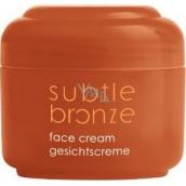 Ziaja Subtle Bronze Face Cream samoopaľovací relaxačné balzam 50 ml