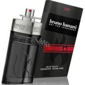 Bruno Banani Dangerous toaletná voda pre mužov 75 ml