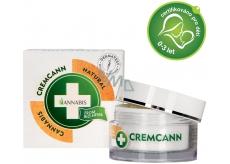 Annabis Cremcann Omega 3-6 konopný hydratačný pleťový krém 15 ml