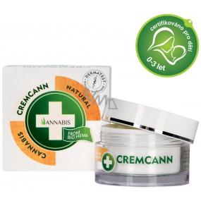 Annabis Cremcann Omega 3-6 konopný hydratační pleťový krém 15 ml