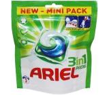 Ariel 3v1 Mountain Spring gelové kapsle na praní prádla 3 kusy 86,4 g
