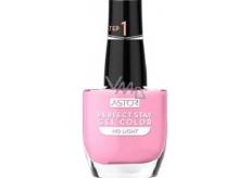 Astor Perfect Stay Gél Color gélový lak na nechty 004 Pink Sunset 12 ml