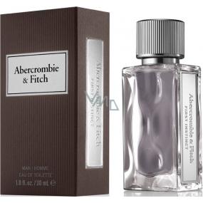 Abercrombie & Fitch First Instinct toaletní voda pro muže 30 ml