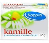 Kappus Heřmánek přírodní toaletní mýdlo s protizánětlivými účinky 125 g