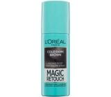 Loreal Paris Magic Retouch vlasový korektor šedin a odrostů Cold Dark Brown 75 ml