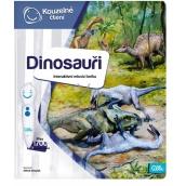 Albi Kouzelné čtení interaktivní mluvící kniha Dinosauři