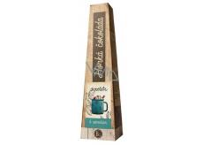 Bohemia Gifts & Cosmetics Horúca extra jemná výberová čokoláda K narozkám 30 g