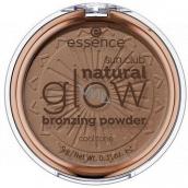 Essence Natural glow bronzer 02 Cool tone 9 g