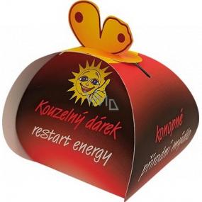 Čarovný darček Aloe Vera Prírodné mydlo z rastlinných olejov reštart energy 50 g
