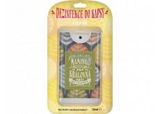 Albi Dezinfekcia do vrecka s vôňou citrónu Mamička 15 ml