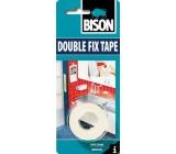 Bison Double Fix Tape obojstranná lepiaca páska 1,5 mx 19 mm
