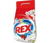 Rex 3x Action Japanese Garden Color prášek na praní barevného prádla 60 dávek 4,5 kg