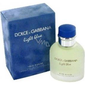 Dolce & Gabbana Light Blue pour Homme toaletní voda 125 ml