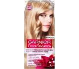 Garnier Color Sensation Farba na vlasy 8.0 Žiarivá svetlá blond