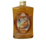 Bohemia Rumová kosmetika Olejová lázeň s kakaovým extraktem a rumovým aroma 500 ml