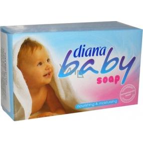 Diana Baby toaletní mýdlo pro děti 75 g