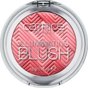 Catrice Illuminating Blush tvářenka 020 Coral Me Maybe 4,5 g