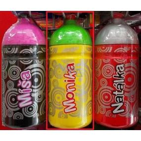 Nekupto Láhev pro zdravé pití s názvem Monika 0,5 l 1 kus