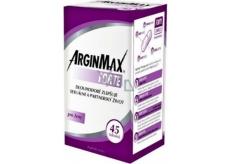 ArginMax Forte pre ženy pre dosiahnutie a udržanie erekcie a zvýšenie sexuálnej výkonnosti kapsuly 45 kusov