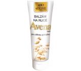 Bione Cosmetics Avena Sativa balzám na ruce pro citlivou a problematickou pokožku 200 ml