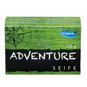 Kappus Adventure Luxusní pánské toaletní mýdlo pro sportovce a outdoor 125 g