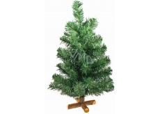 Stromek nezdobený s křížovým stojanem 50 cm
