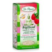 Dr. Popov Psyllicol Malina rozpustná vláknina, napomáhá správnému vyprazdňování, navozuje pocit sytosti 100 g