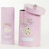 English Tea Shop Ružová plechovka na 1 kg sypaného čaju