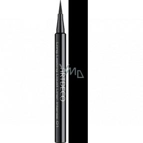 Artdeco Long Lasting Liquid Liner tekutá očná linka 01 Black Line 1,5 ml