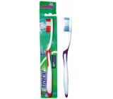 Abella Contact strednej zubná kefka rôzne farby 1 kus FA997 / S101