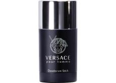 Versace pour Homme deodorant stick pre mužov 75 ml