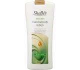 Shelley Aloe Vera tělové mléko 450 ml