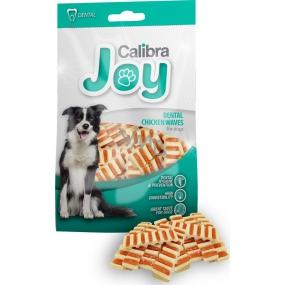 Calibra Joy Dental Kuracie masaoa ryža doplnkové krmivo pre psov 80 g