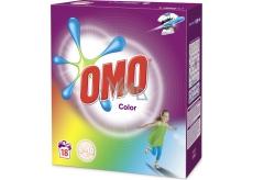 Omo Color prací prášek na barevné prádlo 18 dávek 1,26 kg
