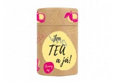 Albi Vianočný čaj ovocný sypaný v tubuse - Len Tea a ja 50 g
