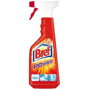 Bref Power tekutý čistič s extra silou 500 ml rozprašovač