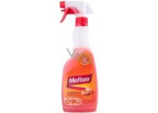 Mefisto Na krbové sklá, čistič krbových skiel, krbového náradia a grilov s vôňou červeného pomaranča rozprašovač 500 ml