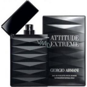 Giorgio Armani Attitude Extreme toaletná voda pre mužov 50 ml
