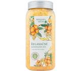 Bohemia Gifts Arganový olej relaxačný soľ do kúpeľa 900g